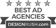 Best Ad Agency by DesignRush.com
