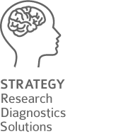 Strategy, research, diagnostics, solutions